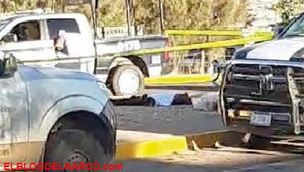 Encuentran un decapitado y con un mensaje en avenida de Zacatecas
