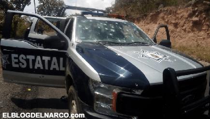 FOTOS 6 Policías Estatales muertos y 5 heridos deja enfrentamiento contra Sicarios en Taxco, Guerrero