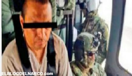 """Por """"riesgo de fuga"""", El Z-40 líder de los Zetas y fundador del CDN a penal Federal de Hermosillo"""