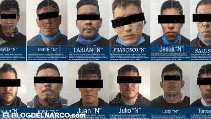 Quiénes son los 14 detenidos por el atentado contra Omar García Harfuch