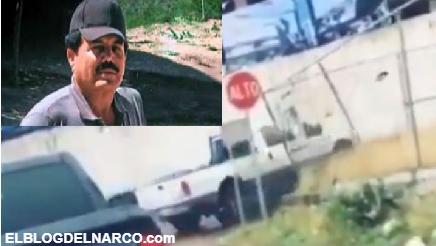 VÍDEO Así son las trocas donde viaja comando de la muerte de El Mayo Zambada