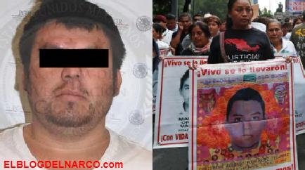 ¿Quién es 'El Cepillo'?... sicario de Guerreros Unidos que ejecuto a los 43 normalistas