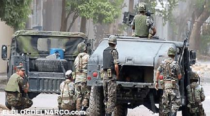 6 grandes Cárteles pelean a bala y sangre las Plazas en México