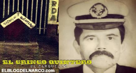 """Así ejecutaron con un """"cuerno de chivo"""" a sobrino de """"El Gringo Payán"""" y Rafael Caro Quintero"""