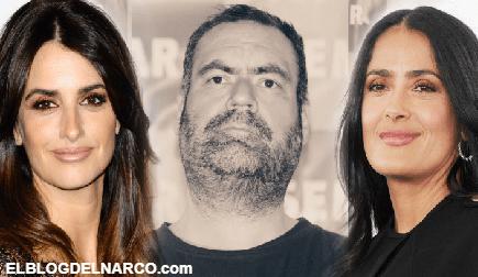 """Aunque no lo crean, """"El Grande"""", fue relacionado con las actrices Salma Hayek y Penélope Cruz"""