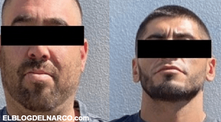 Detienen a El Conejo líder del C.D.S y El Chano en Ensenada Baja California