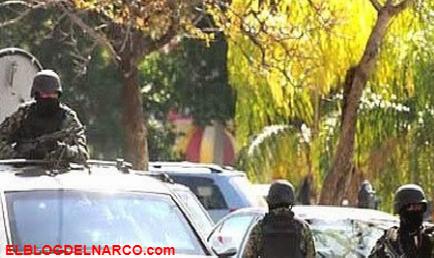El día que los Zetas pensaron que era un convoy del CDG pero eran marinos con camionetas aseguradas