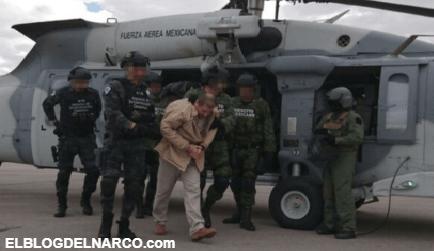 Esto le ofreció el Chapo Guzmán a la DEA para evitar su extradición a Estados Unidos
