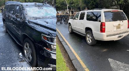 Familia de víctima colateral en atentado del CJNG a Harfuch pide 2 millones de pesos por daño