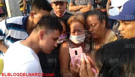 Familiares reconocen a víctimas de masacre en anexo de Irapuato por fotos en redes