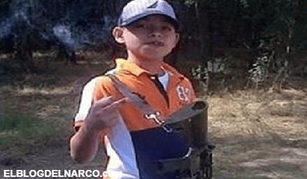 Juanito pistolas el menor de 13 años que murió como Sicario de la Tropa del Infierno del CDN