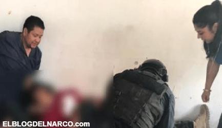 La Familia Michoacana atacan a Policías de Investigación de la FGJEM mientras comían en Ixtapan