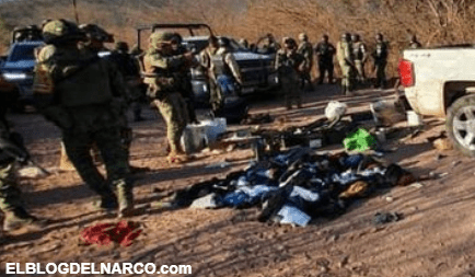 "La disputa entre ""El Nini"" y ""El Ruso"" facciones del Cártel de Sinaloa arreció la violencia"