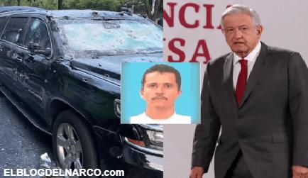 Las 44 millones de razones que enfurecieron al Mencho contra el Gobierno de AMLO