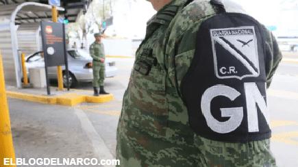 Sicarios amagan a agentes de la Guardia Nacional y en clínica para rematar a hombre