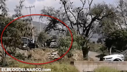 Sicarios atacan a Policías Estatales en Salamanca, Guanajuato, reportan 4 Sicarios abatidos