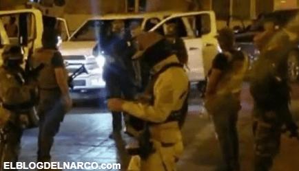 Templarios se metieron a una fiesta con sicarios por equivocación en Guadalajara y el Mencho ni cuenta se dio