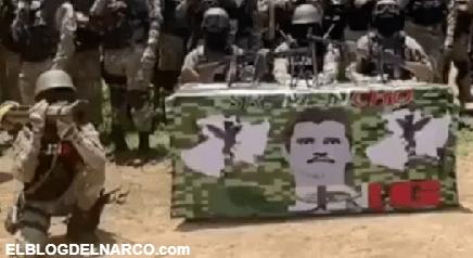 """""""Soy Mencho, mi guerra es en contra…"""" así comienza la temible amenaza del CJNG (VIDEO)"""