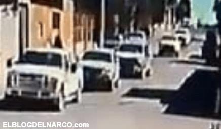 Cuando los Zetas intentaron tomar a Querétaro con un convoy de 50 camionetas repletas de Sicarios