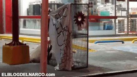 Dejan narcomensaje integrantes de la delincuencia organizada en Piedras Negras