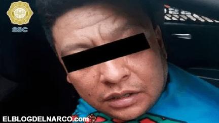 """Detienen en la CDMX el líder de """"Los Rodolfos"""", una de los grupos criminales más violentos"""