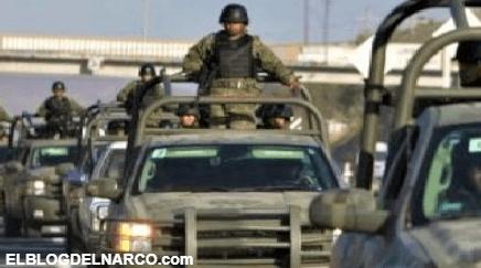 Gobierno Federal va con todo contra el CDG y los CDN, implementó el Operativo Nuevo Laredo