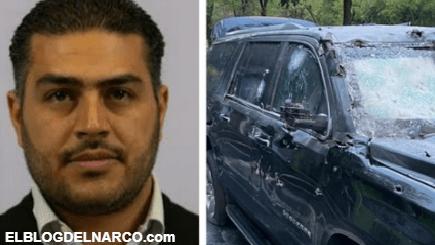 Medio millón de pesos gastó el CJNG en el atentado a Harfuch titular de la Secretaría de Seguridad Ciudadana
