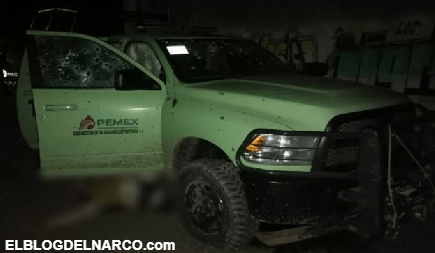 Sicarios embosca y ejecutan a 4 miembros de seguridad de PEMEX en Querétaro