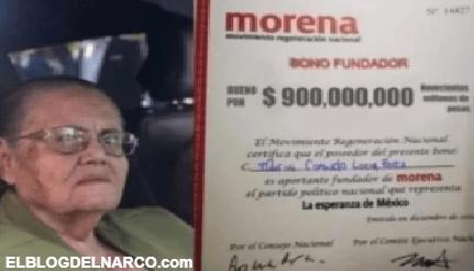 "Acusan que mamá de ""El Chapo"" Guzmán dio aportación de 900 mdp a Morena"