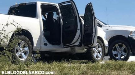 Balacera entre agentes de la Fiscalia y Sicarios en Hermosillo, Sonora deja a dos pistoleros abatidos