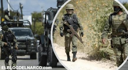"""Dan a conocer a """"Los Catas"""" los Elites del CDN formados por Ex Militares a la orden de Los Treviño"""
