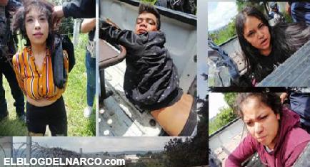 FOTOS Sicarios de la Familia Michoacana emboscan y matan a 3 policías en Villa Guerrero