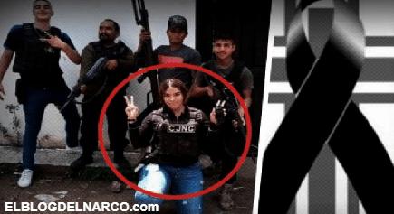 La Guadaña, la joven sicaria del CJNG asesinada por Los Viagras en Michoacán