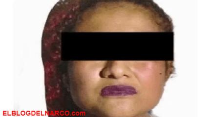 """Le dicen """"La China"""", es jefa de plaza del CJNG, y ya fue detenida por tercera vez en medio año"""