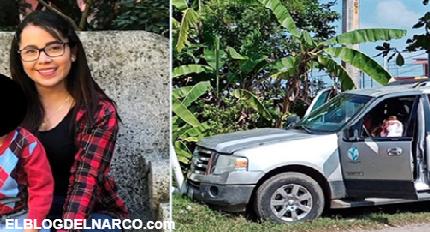 Mariana era contadora, sicarios la persiguieron y la asesinaron frente a su hijo de 6 años