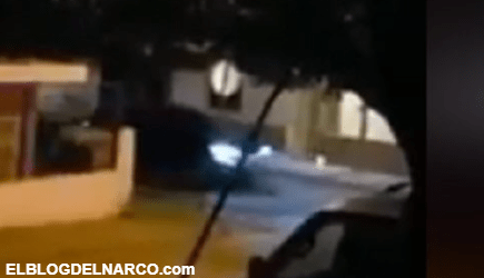 VIDEO Se registran balaceras imparables en la madrugada en Culiacán, Sinaloa