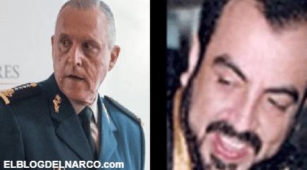 El Jefe de Jefes y el Secretario de la Defensa Cienfuegos, se enfiestaban en un yate en Acapulco