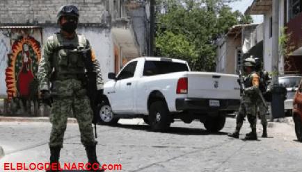 Estas son las 87 masacres que se han registrado en México en 10 meses