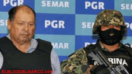 Mario Cárdenas Guillén, el violento líder del C.D.G, ante la peor pesadilla de los narcos