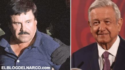 """Presidente AMLO ofrece disculpa por llamar """"El Chapo"""" a Joaquín Guzmán Loera"""