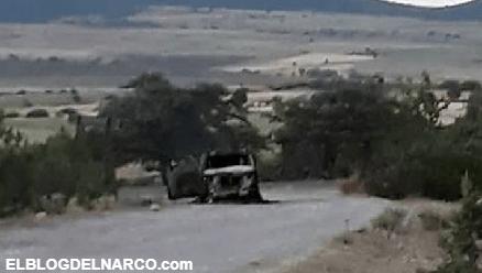 Se traigan ganas y se toparon, enfrentamiento entre El C.D.S vs C.J.N.G en Jerez, Zacatecas