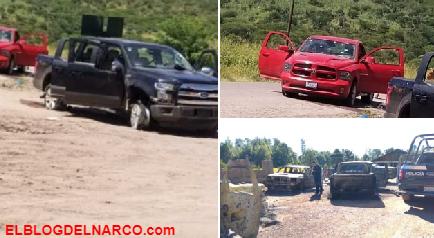 VIDEO Así fue la emboscada de narcos a policías; ejecutan a seis, uno decapitado