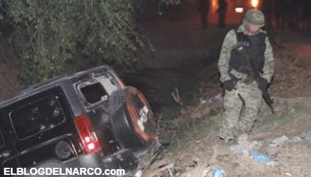 Voy a morir ¿Qué va a pasar lo que piensan los Militares durante su guerra vs el Narco