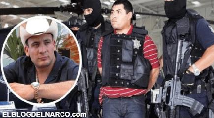 """Ya está lista la extradición de """"El Hummer"""" el sanguinario líder de Los Zetas y ejecutor de Valentin Elizalde"""
