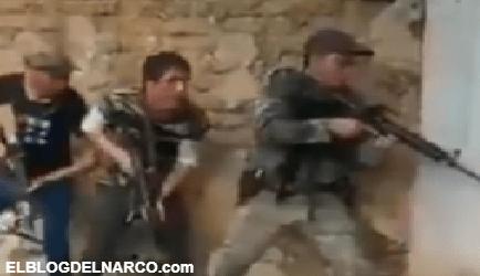 Así son las entrañas del narco, como entrenan los sicarios en los campos de entrenamiento en México