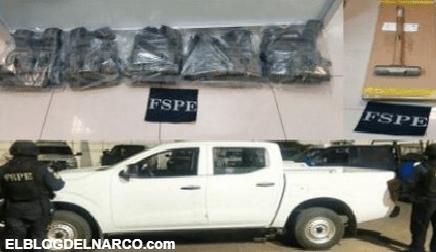 Capturan a cinco Sicarios del CJNG en Celaya; les aseguran arsenal y vehículo