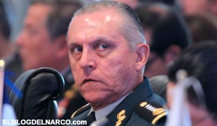 Cienfuegos trabajo para los narcos en las narices del ahora titular de la Sedena