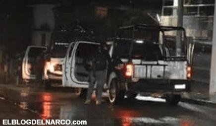 Comando armado ataca con armas largas casa de alcalde de Acayucan