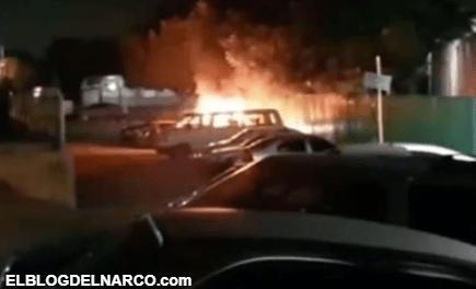 Ejecutan y prenden fuego a médico afuera del IMSS en Zacatepec, Morelos