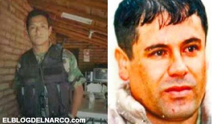 """""""El Bravo"""" el teniente que salvo a el Señor Guzmán una vez de los GAFES y terminó ejecutado por el """"Licenciado"""""""